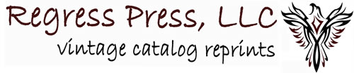 Regress Press logo