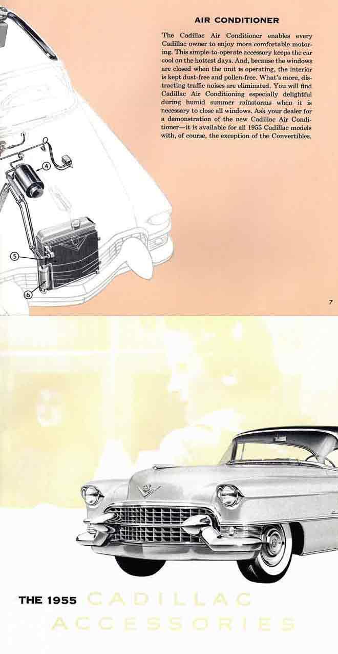 Regress Press -Cadillac Accessories 1955