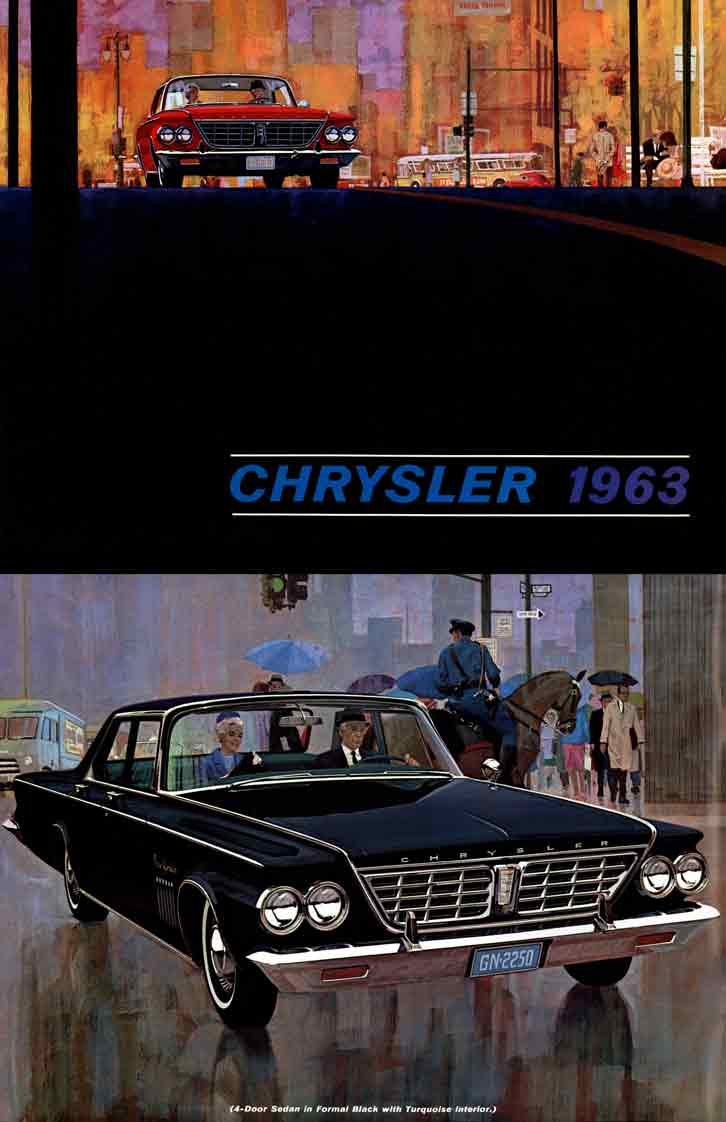 Chrysler 1963 - The crisp,