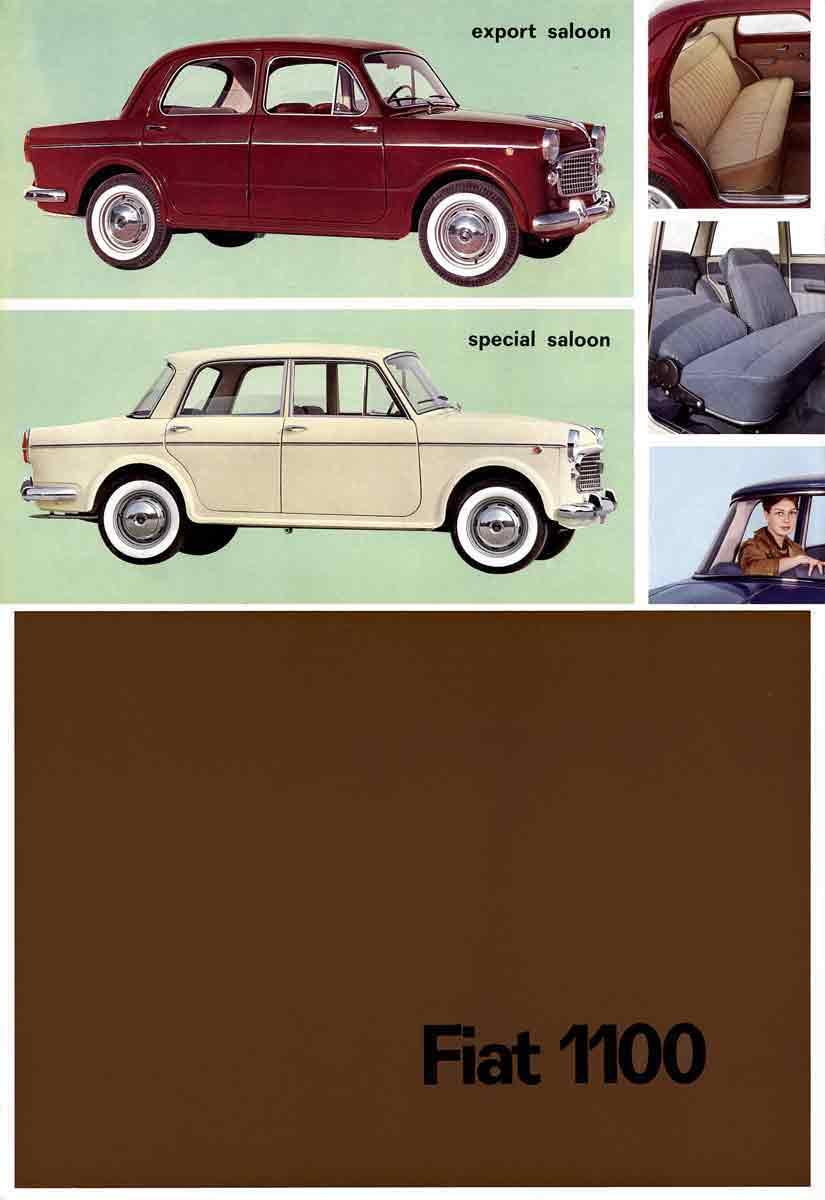 Fiat 1100 (c1955) - Export