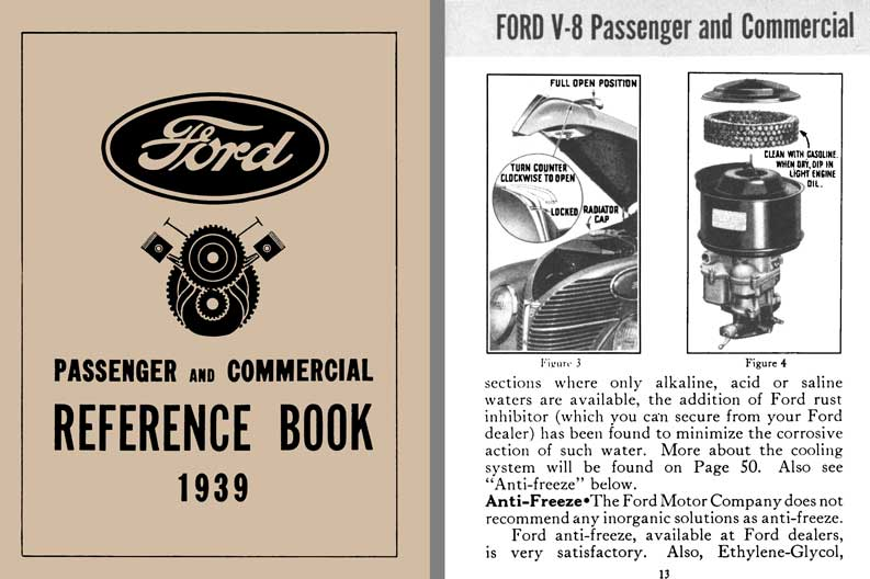 Regress Press -ford 1939