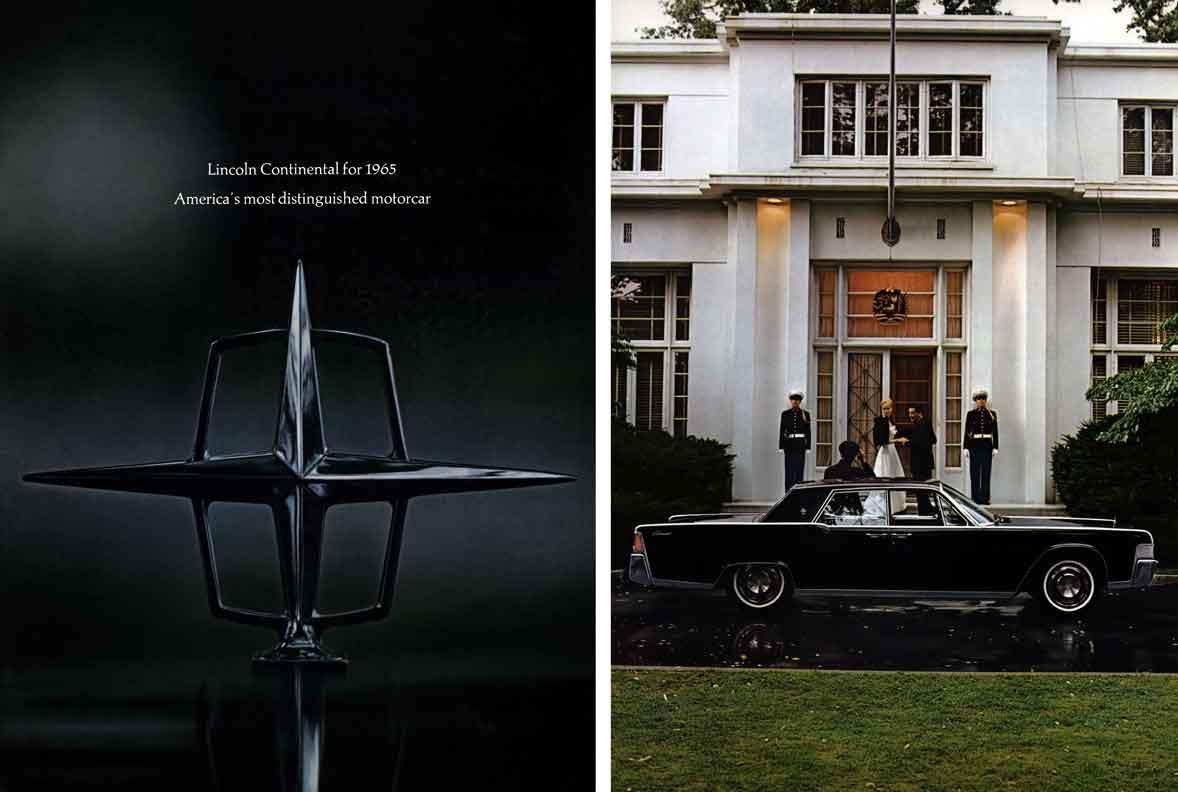 Continental Lincoln 1965