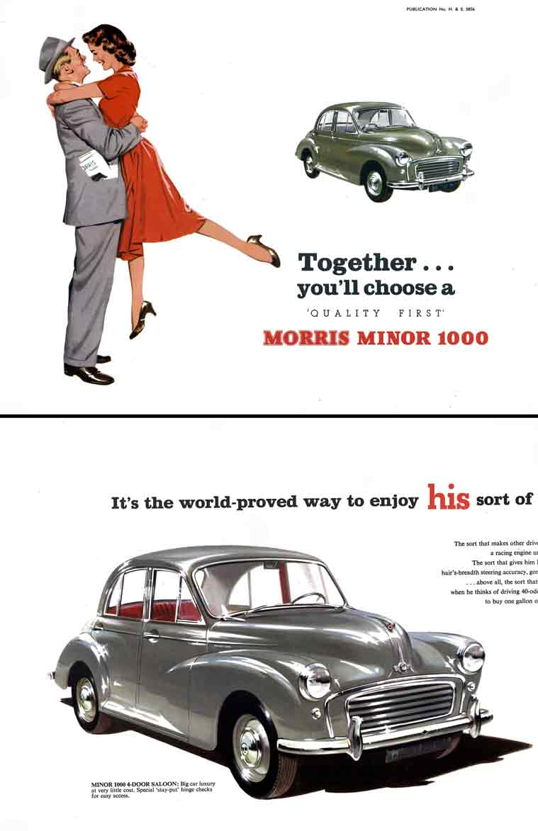 Morris minor 1000 c1959 together you 39 ll choose a quality for El centro motors quick lane