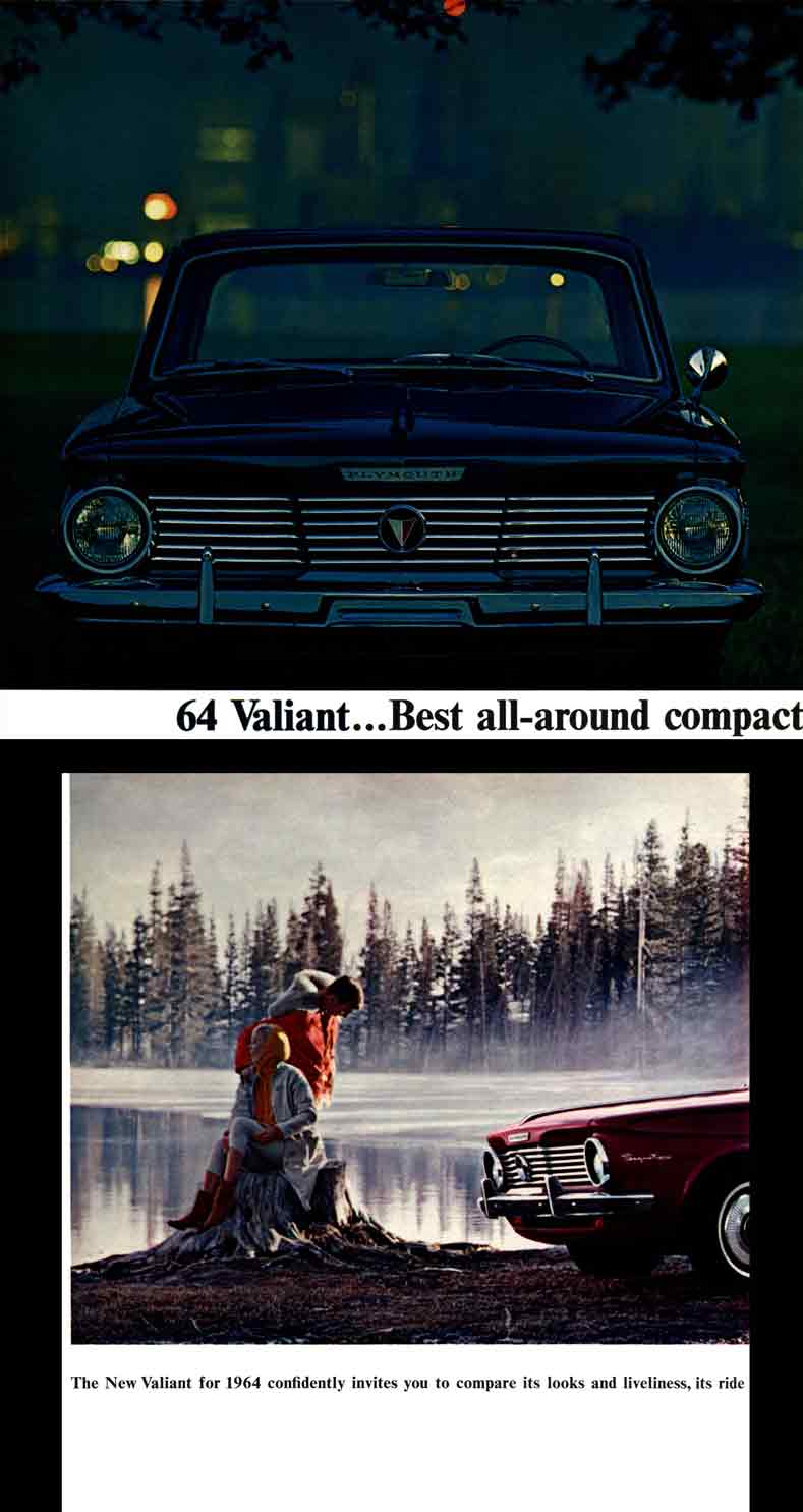 Chrysler - Plymouth Valiant